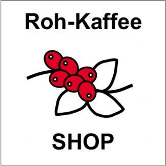 Roh-Kaffee